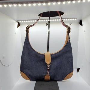 Coach Denim Small Handbag